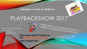 Playbackshow